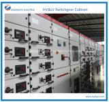 Switchgear elétrico da potência folheada do metal da baixa tensão
