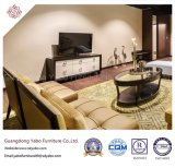 Hotel moderno mobiliário com sala de estar confortável conjunto de móveis (YB-WS-28)