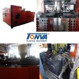 Reines hydraulisches PET-HDPE Plastikbenzinkanister, der Maschine Multy Schichten bildet