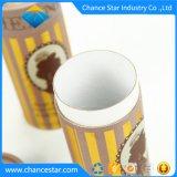 La impresión de color personalizadas de papel de aluminio de tubo de embalaje del cacao plumillas