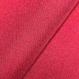 gabardina de la sarga del poliester 150d para la ropa uniforme