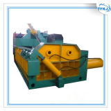 Déchets hydraulique automatique Making Machine des balles en acier inoxydable