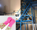 Het latex Gloves de Onderdompelende Industriële Handschoen van de Machine Makend Machine