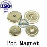 Магниты бака агрегата магнита NdFeB отверстия зенковки A10-A75