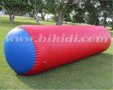 Paintballのシュートのゲームの販売K8076のための膨脹可能なビーム燃料庫