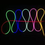 두 배 Side Neon LED Light Redlight 220V 8*16mm