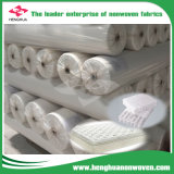 Nonwoven extensible suave para interlinear de Mattress&Bed