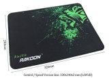 Dota2 Diablo 3のための販売法のRakoon Goliathusの賭博のマウスパッド300*250*2mmのロックの端マウスマットのMousepadの熱い速度か制御バージョン