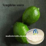 Extracto de planta positivo sinefrina puro en polvo para la pérdida de peso CAS 94-07-5