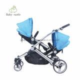 Favoritos Carrinhos de Bebé Barata Venda Twin Quente Pram filhos filhos Baby Car