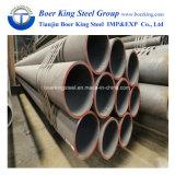 S355jr Stahlrohrleitung/Stahlrohr-Kohlenstoff-niedriges Legierungs-nahtloser Stahl-Gefäß