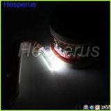Sistema sem fio da lâmpada do diodo emissor de luz Intraoral dental da luz e da sução Intraoral