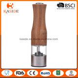 Форма флакона бамбук электрический соль и перец мельницей