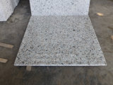 Couleur blanche Seaseem Bala Blanc/Blanc/Big fleur tuile de revêtement de sol en granit blanc/escaliers