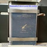 Livre de fournitures de bureau personnalisés Rack Feuille de Découpe CNC Meta pièces