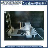 Тестер IEC горизонтального вертикального тестера воспламеняемости горящий