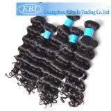 10-40 дюйма класса вязкости 5Бразилии человеческого волоса,