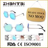 Óculos de sol conservados em estoque prontos fêmeas da forma da alta qualidade UV400 (HFF0047)