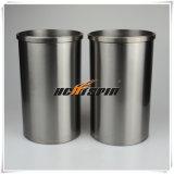 Forro do cilindro/luva 6D16 fosfatada para o motor Me071227 de Mitsubishi