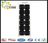 lo stile di 40W B ha integrato tutti in un indicatore luminoso di via solare del LED, indicatore luminoso di via di energia solare