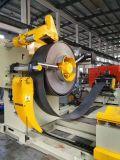 LPGシリンダー油圧鋼鉄コイルDecoiler