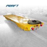 Fácil operado 20t de transferencia de equipos de manipulación motorizado Cart System
