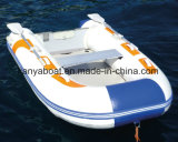 Liya 2.0-6.5m type gonflable pliable Hypalon Sport bateau gonflable (UB200-UB650)