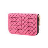 형식 현대 검사 패턴 간결 작풍 여자 지갑 (MBNO043089)