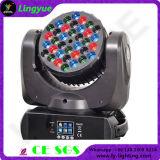 36X3w DMX bewegliche Hauptdisco-Lichter des Träger-LED