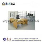 나무로 되는 가구 단순한 설계 교무실 직원 테이블 (1332#)