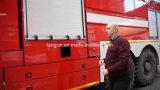 Оборудование борьбы с пожарами свертывает вверх дверь для специальных кораблей