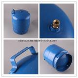 Пустая бутылка газа LPG тома баллона 3kg малая