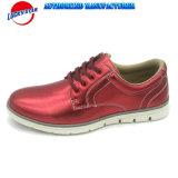 Zapatos ocasionales de los hombres de la alta calidad con la parte superior fresca del color
