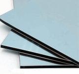 Revêtement certifié ISO Feve panneau de revêtement mural en aluminium