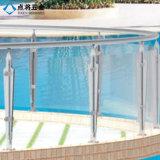 De aangepaste Baluster van het Glas van het Balkon van de Veiligheid met de Prijs van de Fabriek