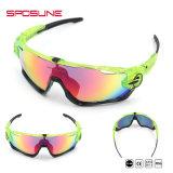 Les lunettes de soleil stigmatisent vos propres glaces pilotantes de lunettes de sports de lunetterie