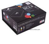 Установите флажок Bookshape магнит бумага/жесткая бумага подарочная упаковка производителя