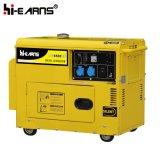 generatore portatile di potenza di motore diesel 5kw (DG6500SE)