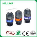 3,5 W Débit de l'air AC et de l'énergie solaire LED Piège de moustiques