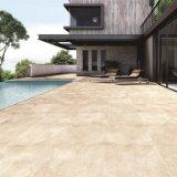 Gleichgerichtete beige Wand-Fußboden-keramische Porzellan-Fliesen (OLG602)