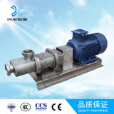 Xinglong horizontal doble tornillo bombas para líquidos viscosos