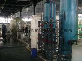 脱イオンされた水のための逆浸透機械