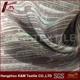 Ткань одежды положительный ион полиэфирная ткань бархат для одежды