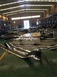 Einde van het Water van de Rand van het staal het Rubber met Diverse Specificatie