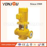 Pompe Centrifuge à Tuyauterie Vertical / Pompe Centrifuge à Turbine Vertical / Pompe Fixée par Pipe