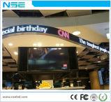 Premiers produits de vente annonçant l'Afficheur LED circulaire doucement flexible P4mm de panneau