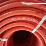 """5/16 """" aria del tubo flessibile del tessuto di pollice/di tubo flessibile di gomma Braided dell'acqua/olio"""