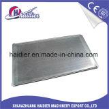 Bandeja perfurada do cozimento do produto comestível de liga de alumínio do fornecedor da fábrica