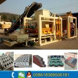 Semi-automatique de bloc de béton/machine à briques avec des prix concurrentiels