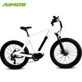 Bici grassa della montagna E della gomma di Bafang G510 48V 1000W della bici della neve della lega di alluminio
